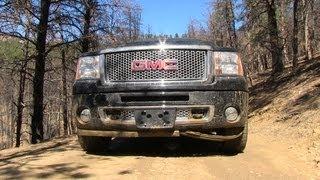 GMC Sierra Denali Off-Road Review