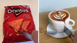 Download Realistic Cakes Looks Like Everyday Objects Video