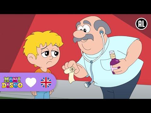 Sick   children's songs   nursery rhymes   kids dance songs by Minidisco