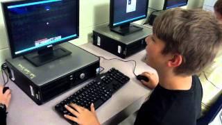 Minecraft In School - Student Work