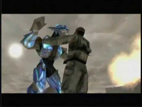 Halo ending spoof