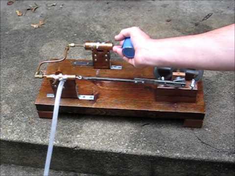 DIY Steam Engine - Phase 2