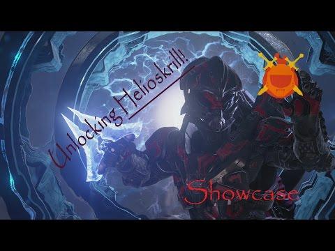 Unlocking Helioskrill armor (and showcase)!