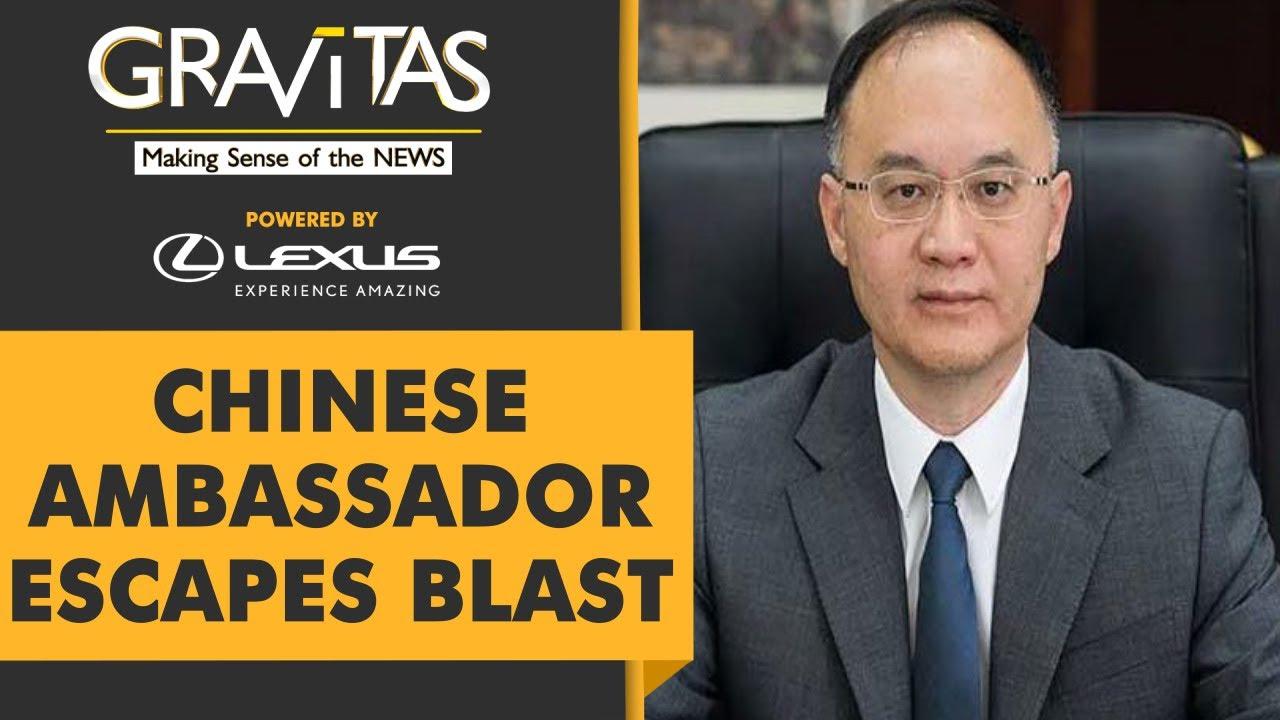Gravitas: Chinese Ambassador was on target in Quetta Blast