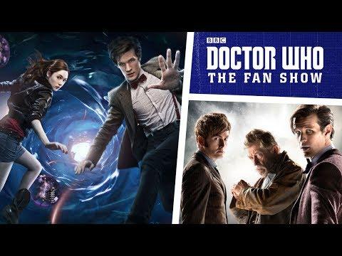 Steven Moffat Interview | Doctor Who: The Fan Show