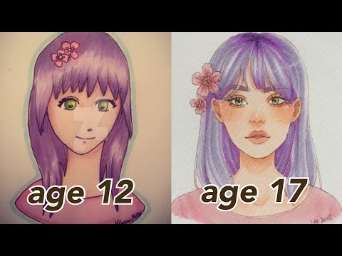 Draw This Again: 2013 to 2018