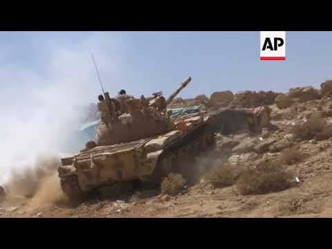 Xxx Mp4 Saudi Backed Troops Battle Houthi Fighters As Yemen 39 S Stalemated War Rages On 3gp Sex