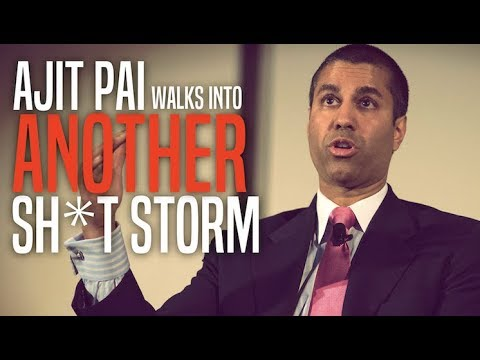 Ajit Pai Caught Up in Corruption Scandal Involving AT&T & Michael Cohen