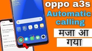 Oppo a3s new calling setting after update 6 0|oppo a3s color