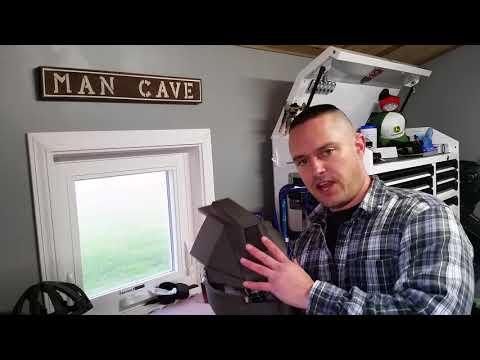 How to build a helmet out of EVA FOAM