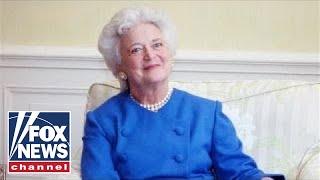 Dr. Marc Siegel talks about Barbara Bush