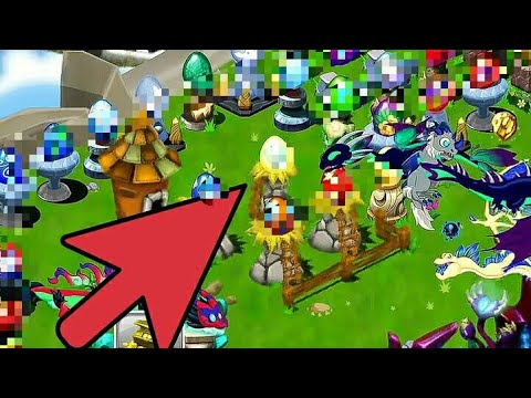 Dragon Vale Egg of Mystery ×100 Super Rare Dragons!