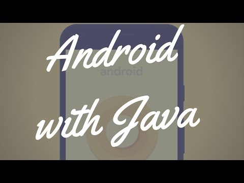 Complete Android training with Java is here !