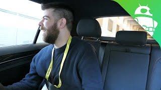CES 2017 Vlog 3: Backseat Banter