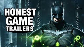INJUSTICE 2 (Honest Game Trailers)