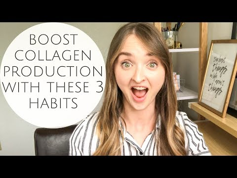 Anti-aging Habits | Boost Collagen Production