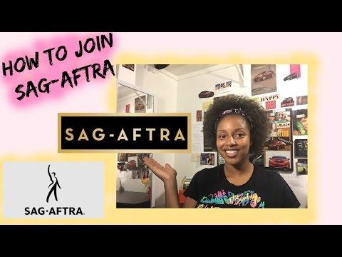 Mel V: Presents: How to join SAG-AFTRA