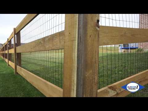 Kentucky Three Board Fence | Burcor1 Fence Company