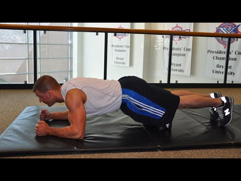 3 Plank Exercises For Six Pack Abs
