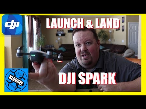 4 Ways to Launch and Land your DJI Spark or Mavic (Tutorial)