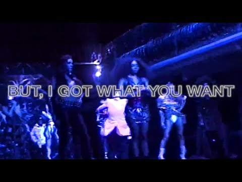 Belly - What You Want ft. The Weeknd (Official Lyric Video)