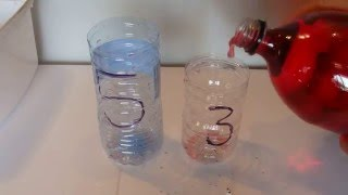 How To Measure 4 Litres With A 5 Litre And 3 Litre Container Step By
