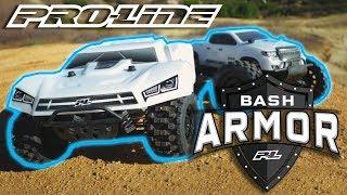 Pro-line Pre-cut Brute & Monster Fusion Bash Armor Bodies