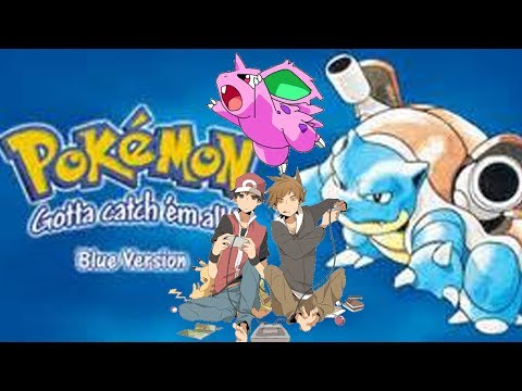 Get Me Out This Cave !!! Seafoam Island Pokemon Blue Randomize Nuzlocke