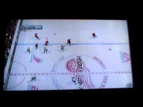 NHL 2007 Dynasty mode Stanley Cup Finals Xbox 360 Game 7! Do I win it?
