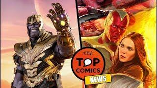 Se filtró Endgame 😭 l Series de Marvel Studios