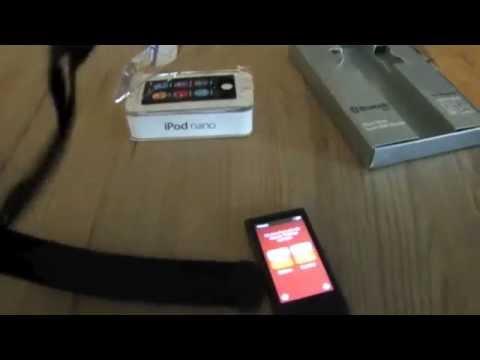 iPod nano 7. Gen und Wahoo Fitness Bluetooth 4.0 HR als Pulsuhr nutzen