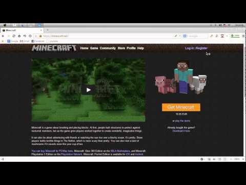 Come scaricare tutti i tipi di minecraft