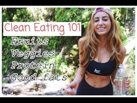 Clean Eating Guide for Beginners | SAM OZKURAL