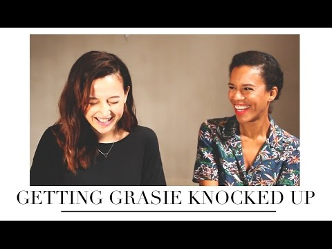 Getting Grasie Knocked Up! -Pregnancy Advice- | Friedia