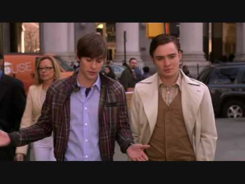 Gossip Girl 2x24_Chuck and Nate talk about Prom