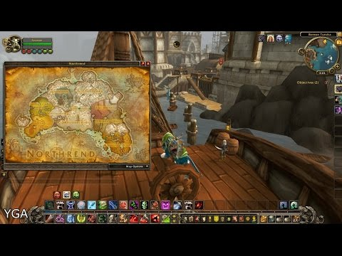 WoW: How To Get To Northrend From Stormwind