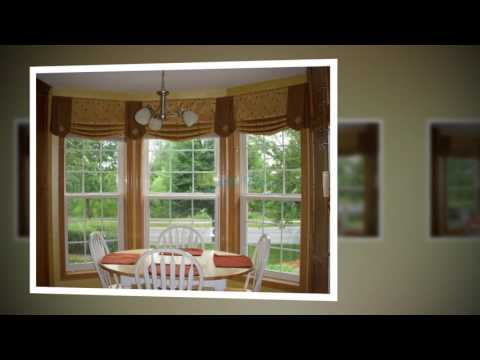 [Daily Decor] Living Room Curtain Ideas for Bay Windows