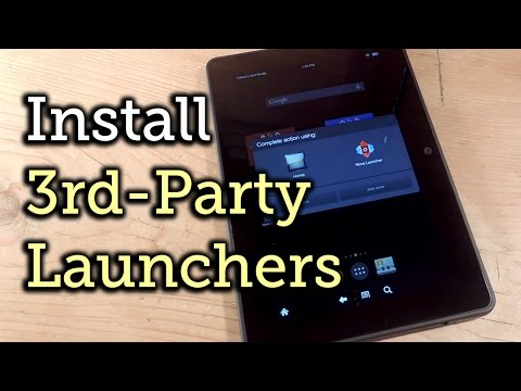 Use a Third-Party Launcher on Your Amazon Kindle Fire HDX [How-To]