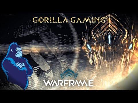 [Warframe][PS4] 🦍Gorilla Gaming®| Rhino & Nyx Relic Farming, Q&A, Play w/ Viewers | 🦍