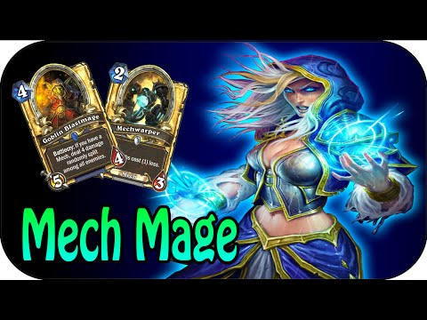 Hearthstone - Mech Mage