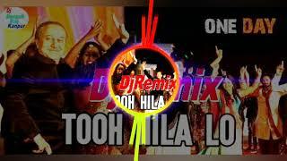 Tooh Hila lo dj remix  Song One Day Justice Delivered hard mix song 2019 Dj Deepak raj