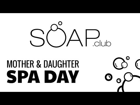 A Mother & Daughters Special Spa Day
