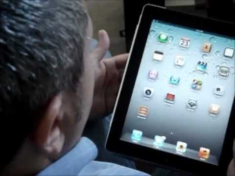 Consumerization 101: How to bypass the iPad password in 5 seconds