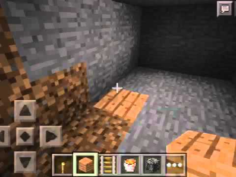 How To Easily Find Diamonds In Minecraft PE!!!