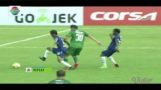 PSIS Semarang (4) vs PSMS Medan (1) - Full Highlight   | Go-Jek Liga 1 bersama Bukalapak
