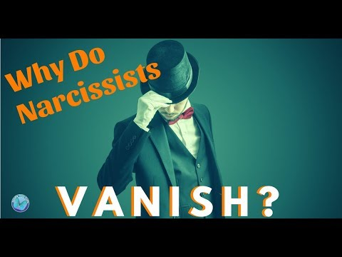 Why Do Narcissists Vanish And Do They Ever Come Back?