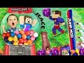 Boy Trapped In Gumball Machine Minecraft Fantasia Lucky Bloc