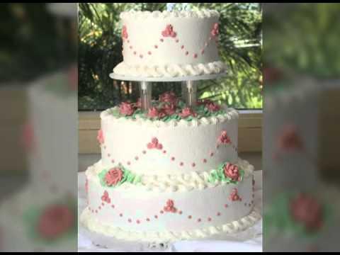 Beautiful Custom Wedding Cakes from Ontario Bakery Part 2