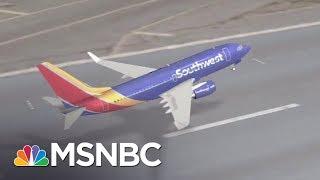 From Takeoff To Emergency Landing: A Timeline Of Southwest Flight 1380   Velshi & Ruhle   Msnbc