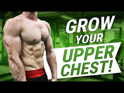 4 Tips for More Upper Chest Growth! | RESULTS IN 4 WEEKS!
